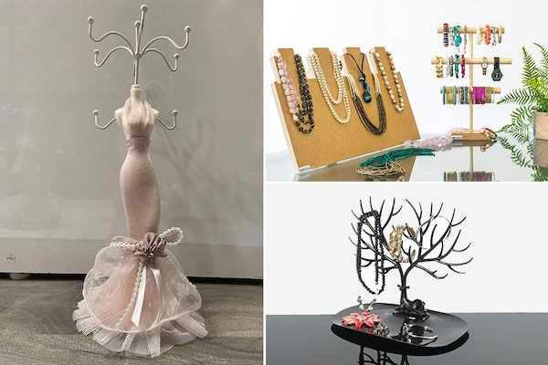 Stylish Jewellery Stands For Fashionably Flaunting Your Collection