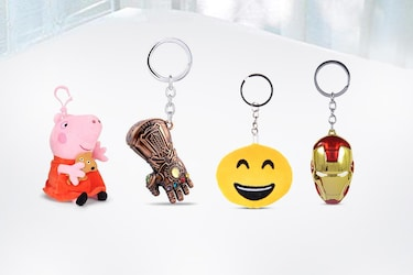 Get These Stylish Keyrings For Your Kids
