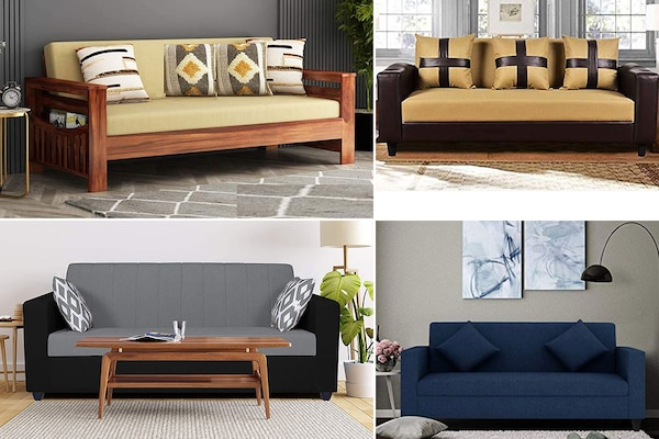 Best Three Seater Sofas For Living Room