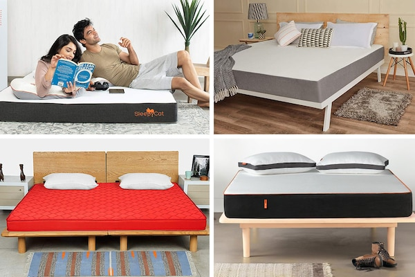 Select A Memory Foam Mattress From Prominent Brands