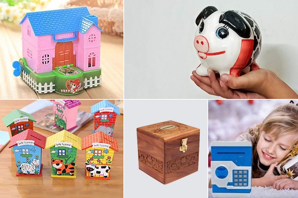 Piggy Banks For Kids: Inculcating The Seeds Of Smart Financial Planning