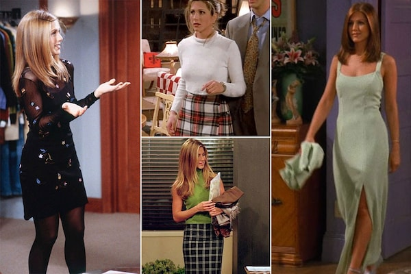 Recreate Rachel Green Outfits From F.R.I.E.N.D.S With Our Picks