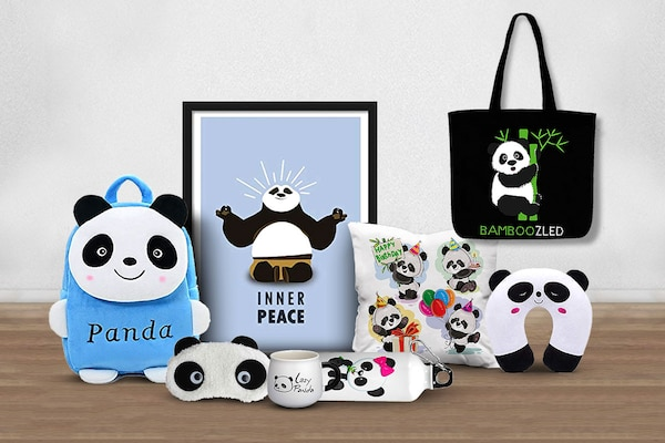 Find Some Of The Best Gifts For Panda Lovers Here
