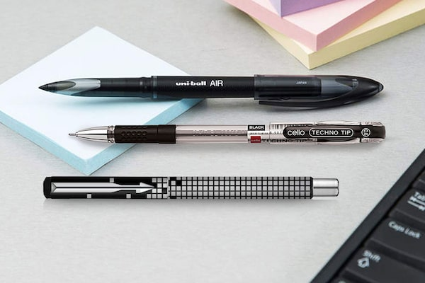 Ball Pens For A Fast And Smooth Writing Experience