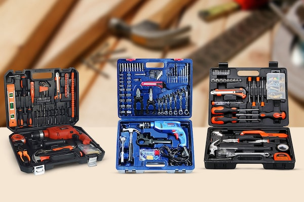 Get A Professional Tool Kit For Home Use