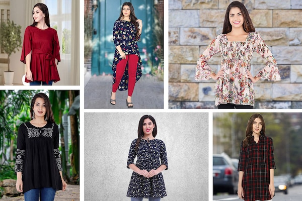 Long Tops For Women: A Versatile Addition To Wardrobes