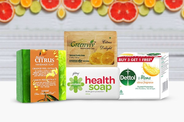 Citrus-Based Soaps: The Natural Spas For A Glowing And Healthy Skin