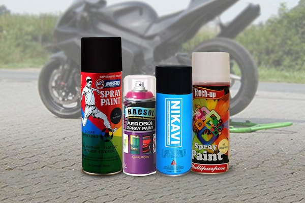 Revamp Your Automotive With These Best Spray Paints