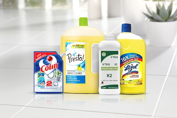 Get a Liquid Surface Cleaner To Keep Your Home Clean and Germ-Free