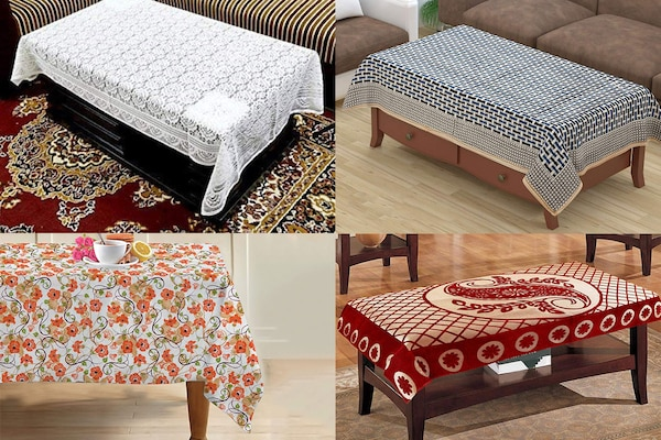 Cover Your Table In These Beautiful Covers Made Of Cotton