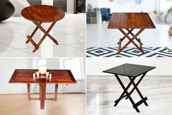 Best Foldable Coffee Tables: Stylish And Portable
