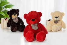 Find A Friend In These Large Huggable Teddy Bears!