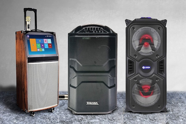 Best Trolley Speakers For Party Animals