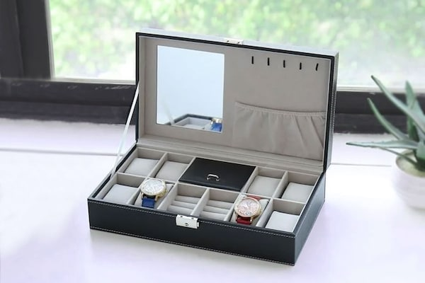Protect Your Collection of Watches By Getting A Watch Case