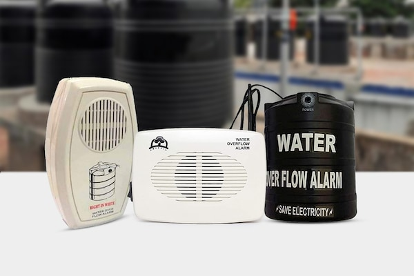 Water Tank Overflow Alarms: A Comfortable Way to Avoid Water Wastage