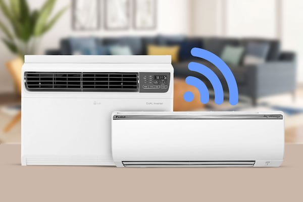Wi-Fi Air Conditioners: A Smart Way To Beat The Heat