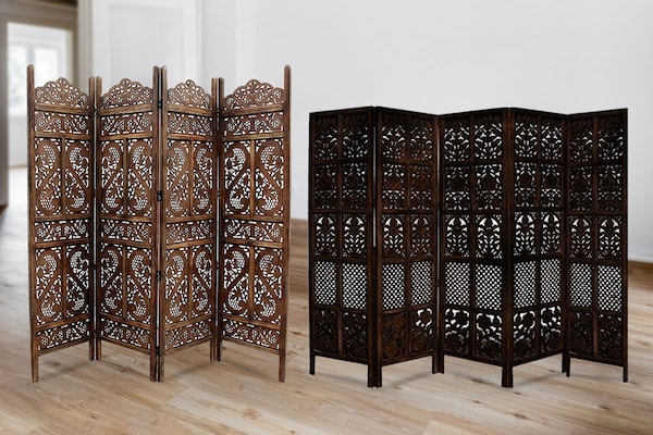 Handcrafted Wooden Partitions: Let The Magic Of Heritage Prevail
