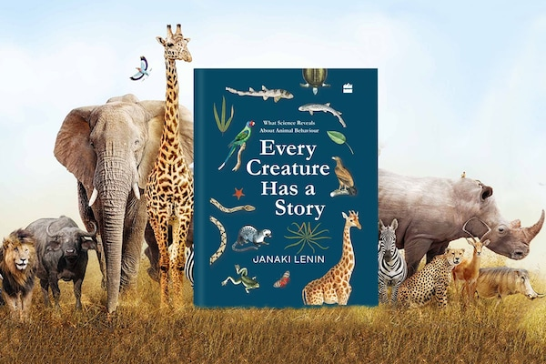 Book Review: Every Creature Has A Story by Janaki Lenin
