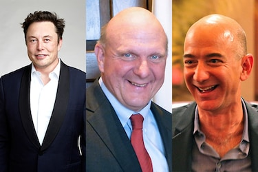 Pandemic Turns Into Profit For Top Tech Companies: Bezos, Musk and Ballmer Make Billions