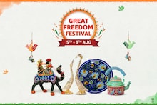 Amazon Great Freedom Festival Sale Offers on Handicrafts