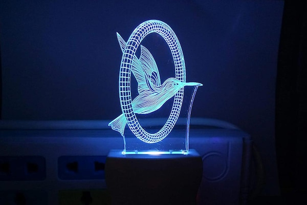 3D Illusion Lamps: Add To the Aesthetics Of Your Room