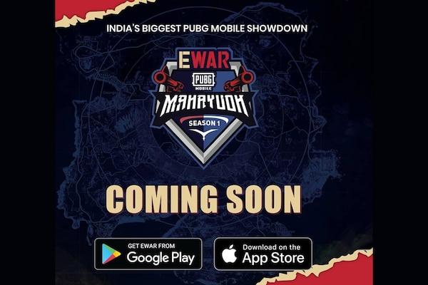 Mobile Gaming Platform EWar Comes Up With PUBG Mobile Mahayudh