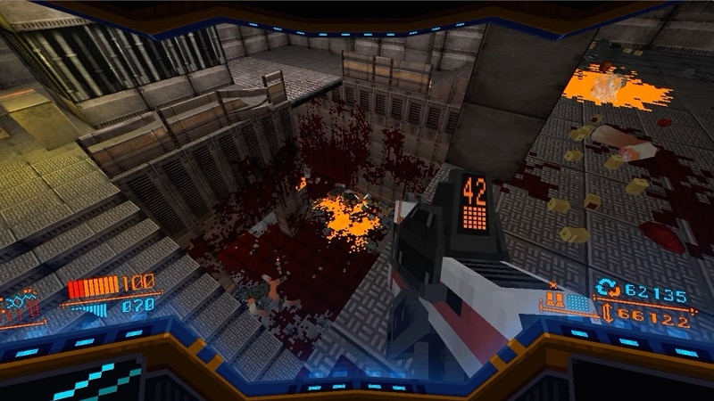 strafe first person shooter strafe
