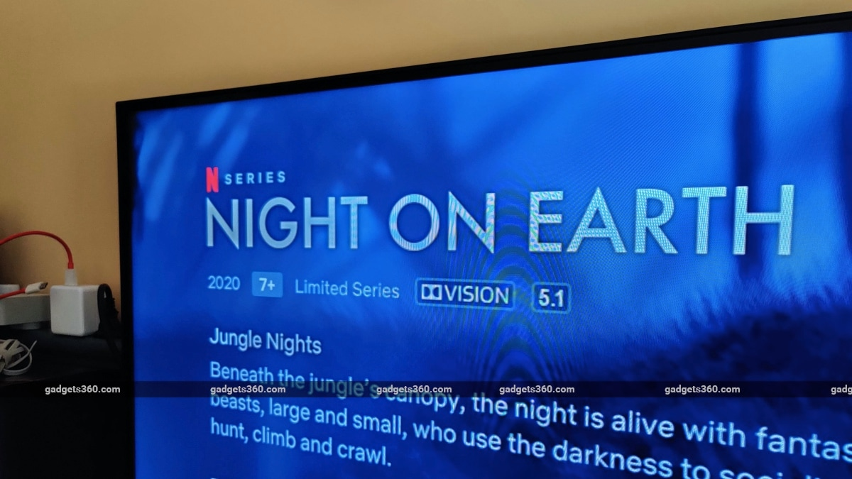 streaming services comparison netflix dolby vision Streaming Video