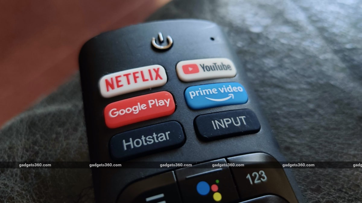 streaming services comparison remote Streaming Video
