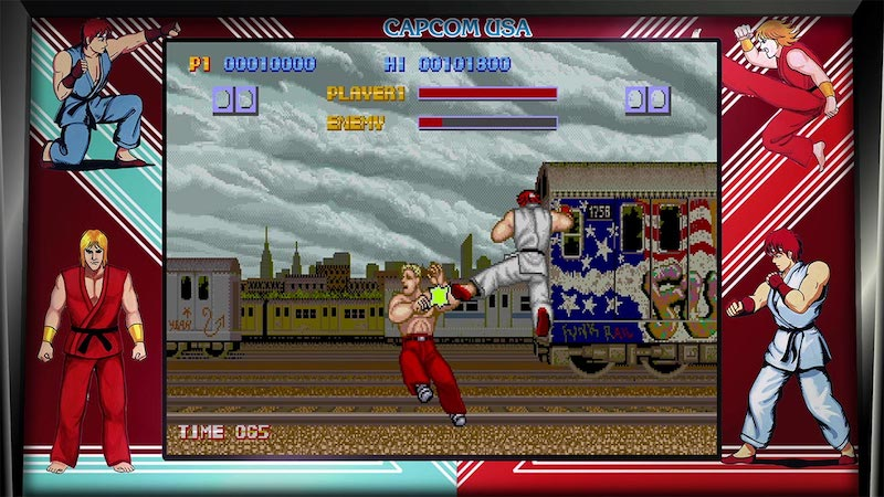 street fighter 30th anniversary collection capcom SF1 street_fighter_30th_anniversary_collection