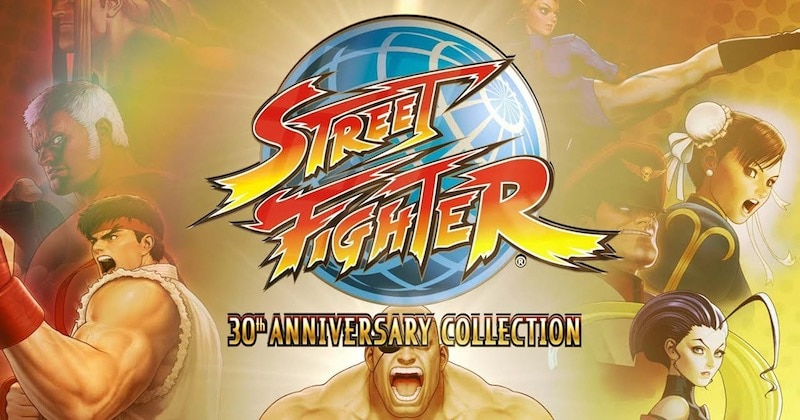 Street Fighter 30th Anniversary Collection Nintendo Switch Review
