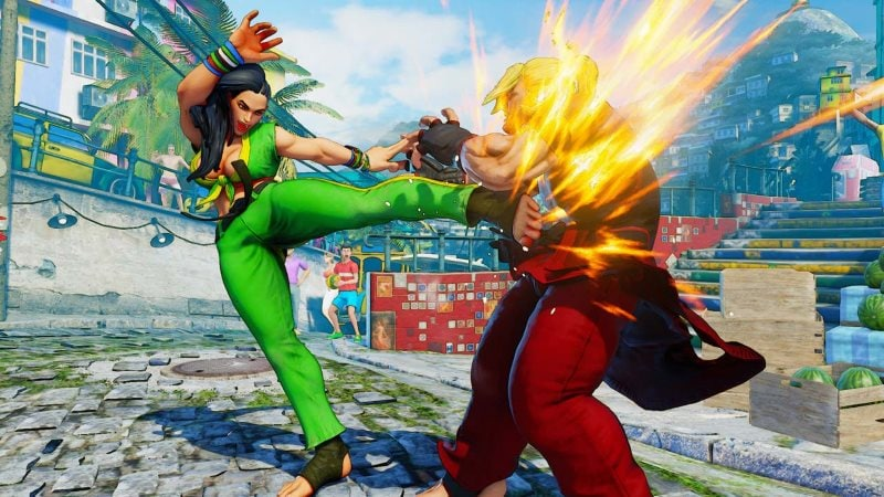 First PlayStation Humble Bundle Is All About Capcom