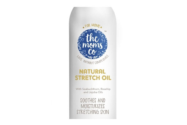 Moms Co Natural Stretch Marks Oil best stretch mark removal oil