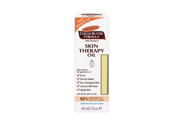 Palmer's Cocoa Butter Skin Therapy Oil best stretch mark removal oil