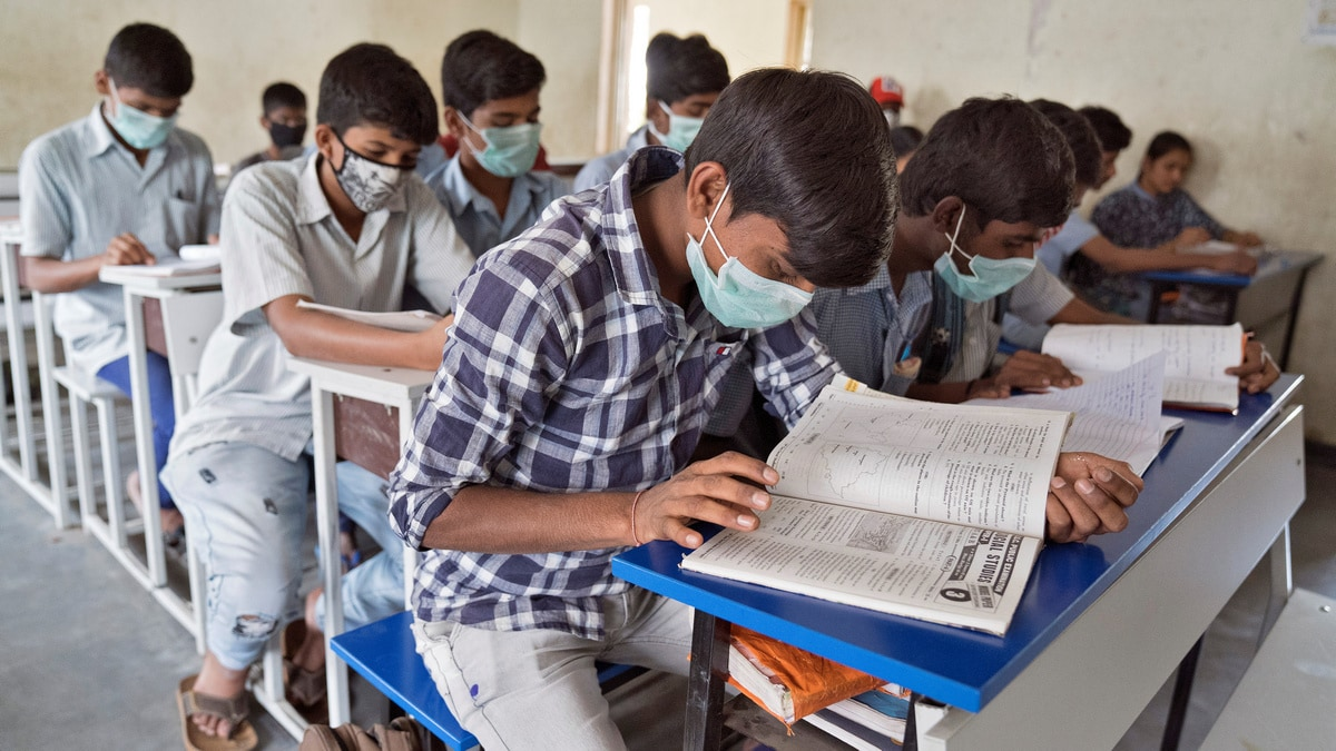 Coronavirus Impact: Digital Tools Keep Classes on as Schools, Colleges Shut