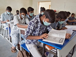 Coronavirus Impact: Digital Tools Keep Classes on as Schools, Colleges Shut