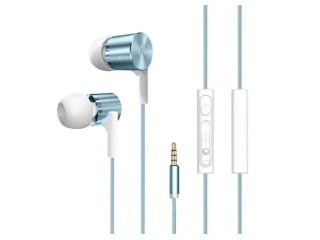 Stuffcool Bac Earphones With Microphone Launched in India at Rs. 799