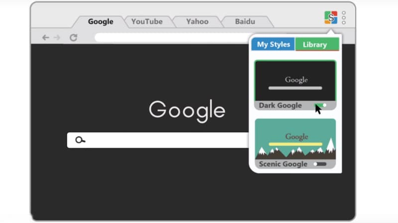 Chrome, Firefox Pull Down 'Stylish' Browser Extension After
