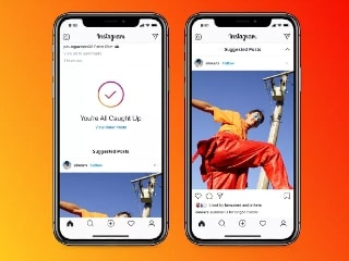 Instagram Rolls Out Suggested Posts, Allows Users to Scroll Endlessly