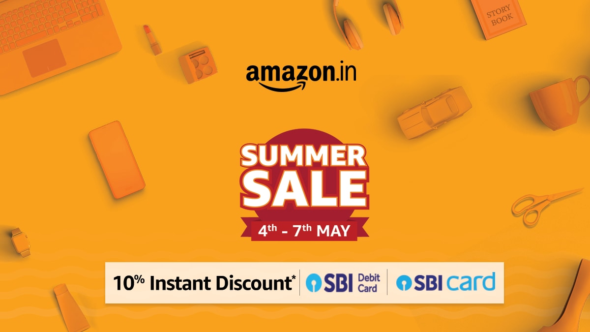 Amazon Summer Sale 2019 Set to Begin at 12pm Today for Prime Members: Top Offers