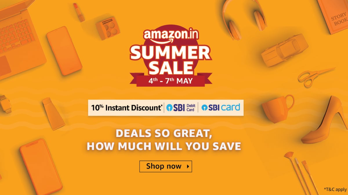 OnePlus 6T, iPhone X, Samsung Galaxy M20 Discounts and Other Deals in Amazon Summer Sale 2019