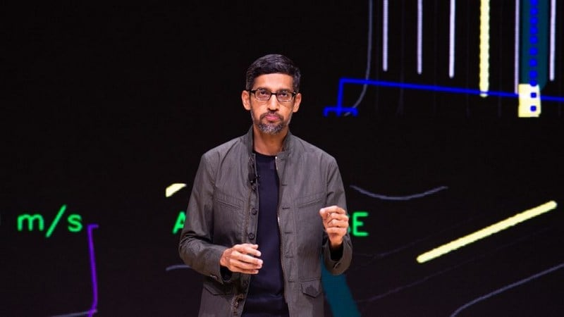 Google CEO Sundar Pichai Meets US President Trump, Discusses China and Political Fairness