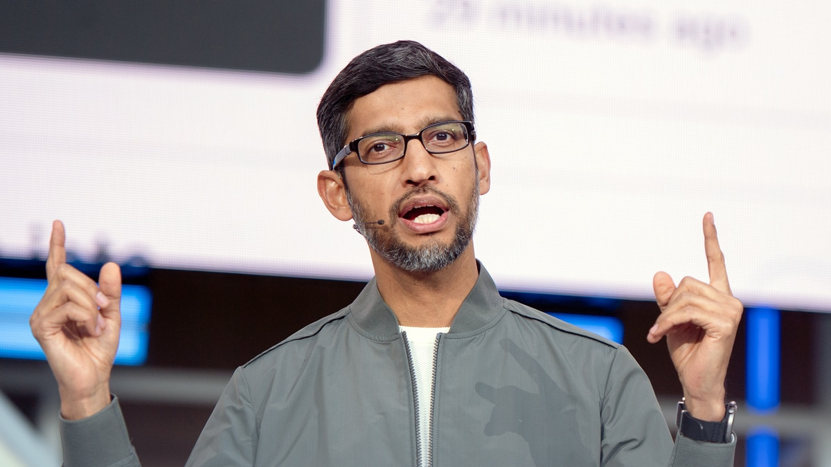 Google Removing Fake Coronavirus Videos From YouTube: Pichai