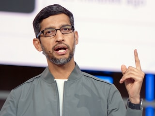 Sundar Pichai Steps Into Huge Role as Alphabet CEO
