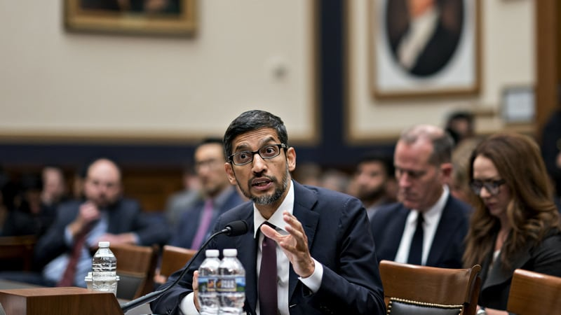 Google CEO Asked by US Congresswoman About 'Idiot' Search Showing Trump in Results