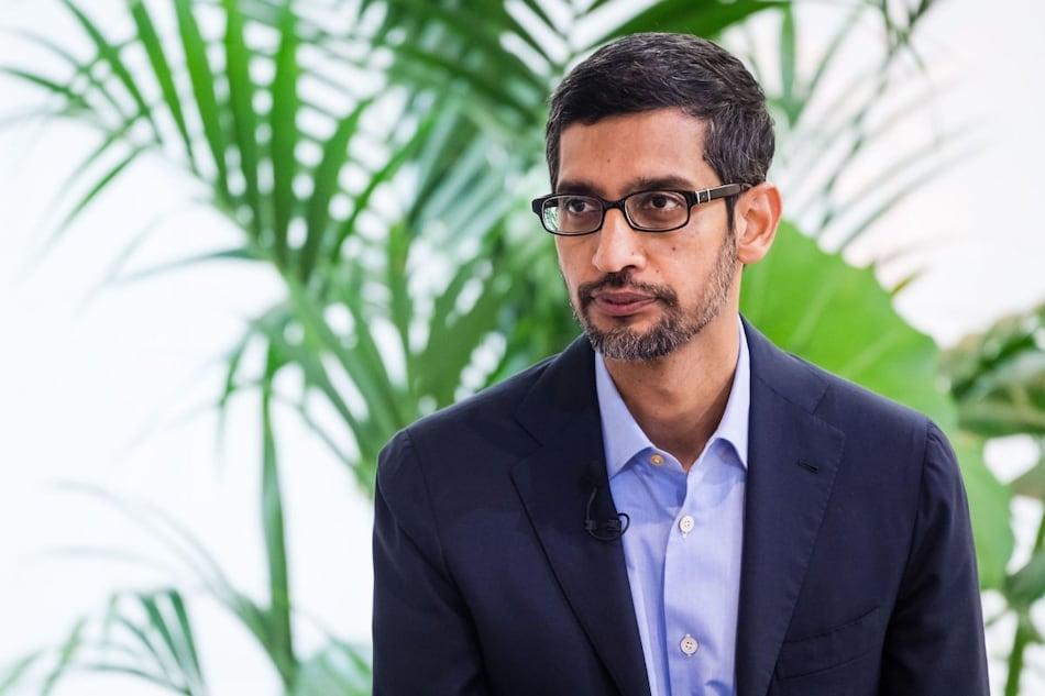 Google CEO Sundar Pichai Talks About The Last Time He Cried, His Space Dreams