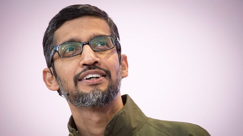 Google CEO Sundar Pichai Said to Visit Pentagon, Seeking to Smooth Tensions Over Drone AI
