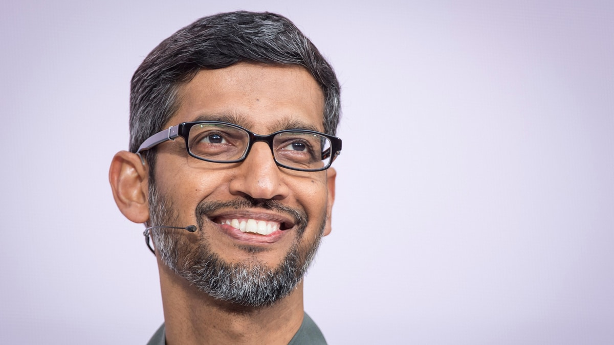 Google CEO Sundar Pichai Said to Have Shunned a Large Stock Award After Lavish Payouts