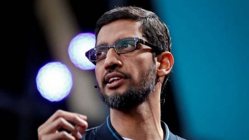 Google CEO Sundar Pichai Said to Rake in $380 Million This Week