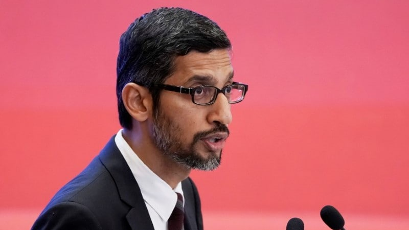 Google CEO Visits US Congress to Combat Charges of Bias Against Conservatives